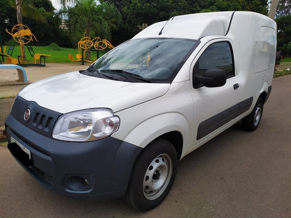 Fiat Fiorino 1.4 Hard Working Flex 4p 2020