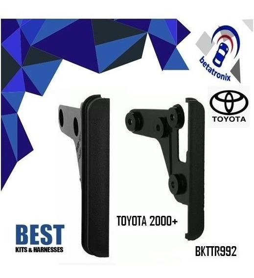 Adaptador Radio Toyota Laterales 2000+