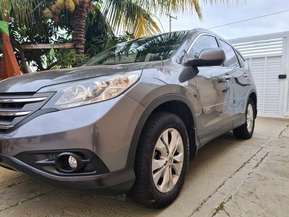 Honda Cr-v 2013 2.0 Exl 4x2 Flex Aut. 5p