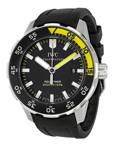 Relógio Iwc Aquatimer Automático - Swiss Made - Iwc 3568-01