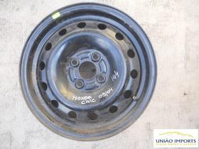 Roda De Ferro Avulsa Honda New Civic Aro 15 Nº144-145