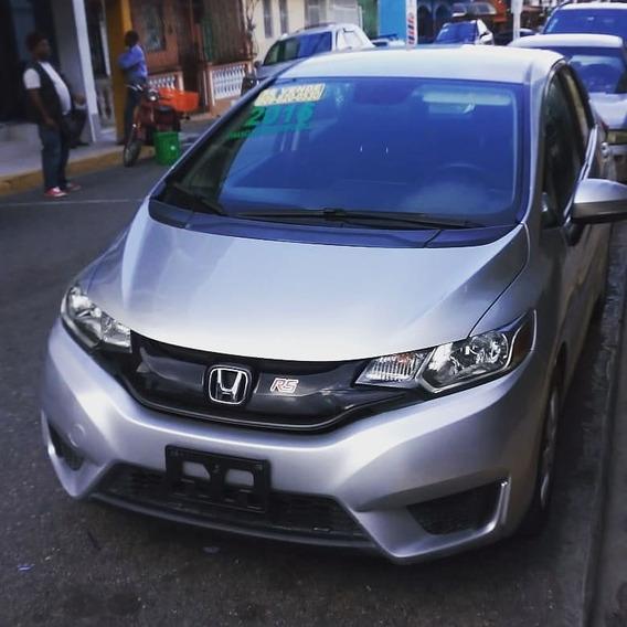 Honda Fit Americana