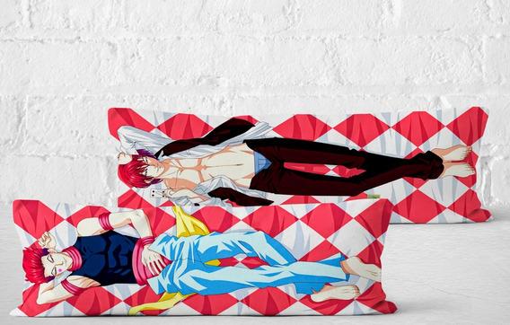Dakimakura Hisoka Hunter X Hunter 1,50x0,50m Doahx01