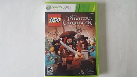 Jogo Lego Piratas Do Caribe Xbox 360 - Original - Física