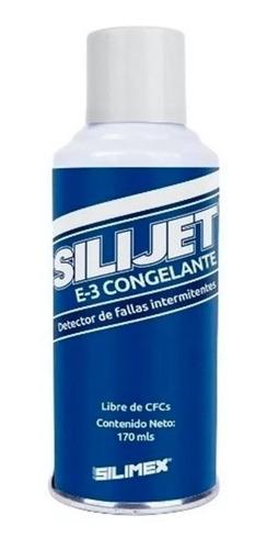 Congelante Detector De Fallas En Aerosol 170ml Silijet E3