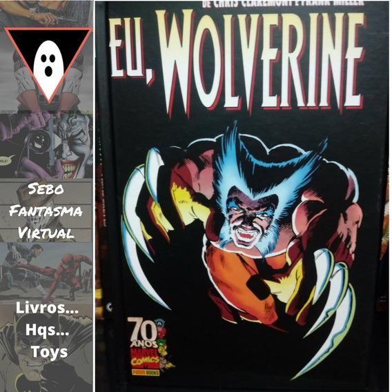 Hq Eu Wolverine Frank Miller Capa Dura Ed Especial Mxthq