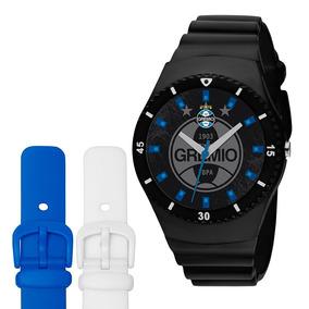 Kit Relógio Technos Troca Pulseira - Gremio