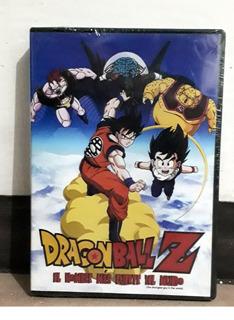 Dragon Ball Z - Dvd El Hombre Mas Fuerte Del Mundo