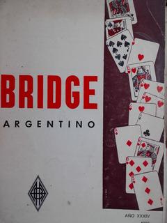 Bridge Argentino, Año 1986, Confederación De Deportes