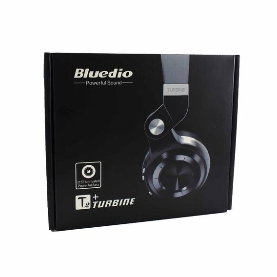 Fone De Ouvido Bluedio T2+ Turbine Bluetooth 4.1