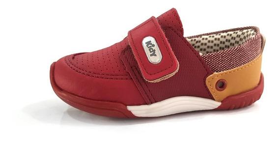 Tênis Kidy Colors Vermelho (429) - 1459