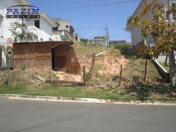 Terreno À Venda, 300 M² - Cond. Terras De São Francisco - Vinhedo/sp - Te2451