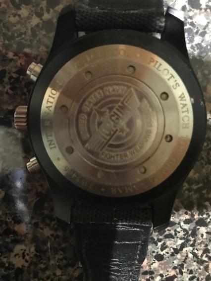 Reloj Iwc Top Gun Cronómetro