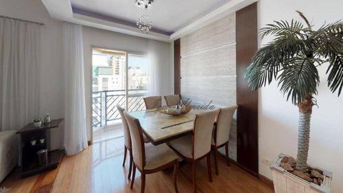 Imagem 1 de 20 de Cobertura Com 3 Dormitórios À Venda, 140 M² Por R$ 1.610.000,00 - Perdizes - São Paulo/sp - Co1277