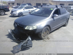 Volkswagen Passat 2006 Yonkeado Para Partes
