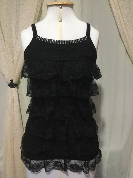 Blusa Regata Fashion Babadinhos Importada Manequim 36 !!!