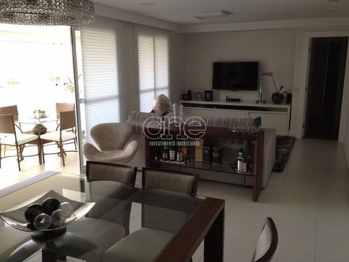 Apartamento À Venda Em Loteamento Alphaville Campinas - Ap000573