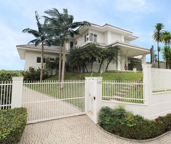 Casa No América Com 4 Quartos Para Locação, 467 M² - 1249