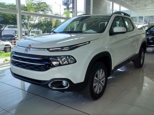 Fiat Toro At 4x2 0km $400.000 O Tomo Saveiro Hilux Amarok C4