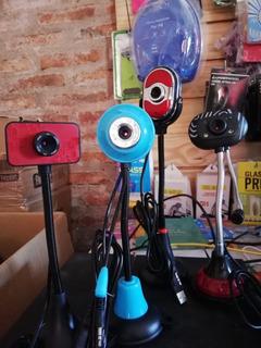 Lote X10 Webcam Chat Con Microfono