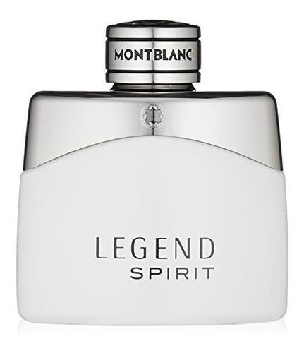 Montblanc Legend Spirit Eau De Toilette 17 Fl Onz
