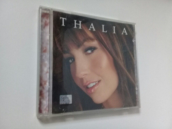 Thalía Cd Thalía 2002 Emi
