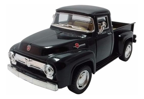 Miniaturas Caminhonetes Ford Pickup F100 1956 Caminhão Carro