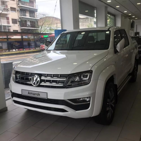Nueva Amarok V6 Extreme 0km Volkswagen 2020 Vw Highline At