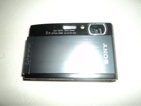 Câmera Aquática Sony Dsc -t 300 + Caixa Submarina Protetora