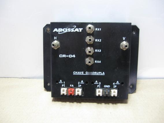 Chave Quadrupla Arossat Cr-04