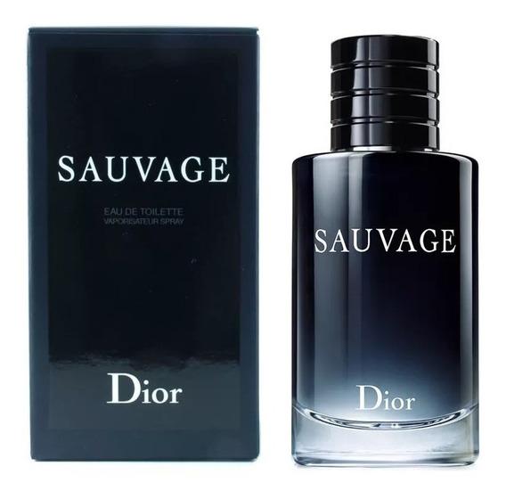Perfume Dior Sauvage Edt 60ml Original