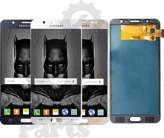 Frontal Tela Lcd Touch Display J7 Metal J710 Com Ajuste De Brilho