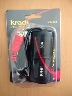 Supresor De Ruido Krack Audio Auto Amplificador Estereo