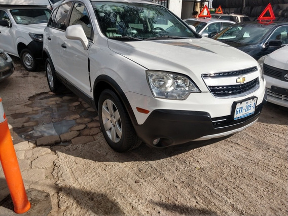 Chevrolet Captiva 2.4 A Sport Aa R-16 At 2011