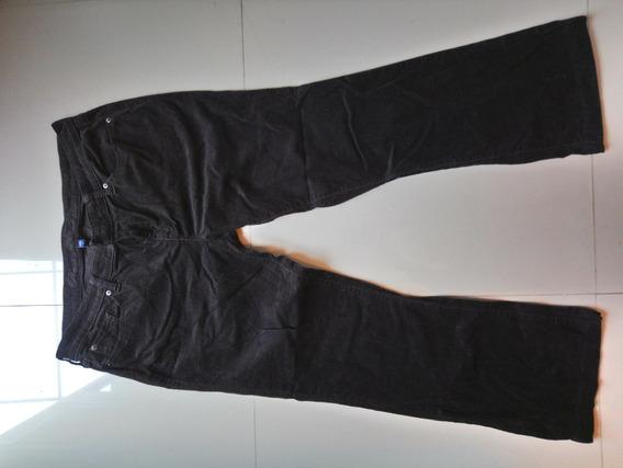 Pantalón De Corderoy Marrón Gap, Talle 14, Casi Sin Uso