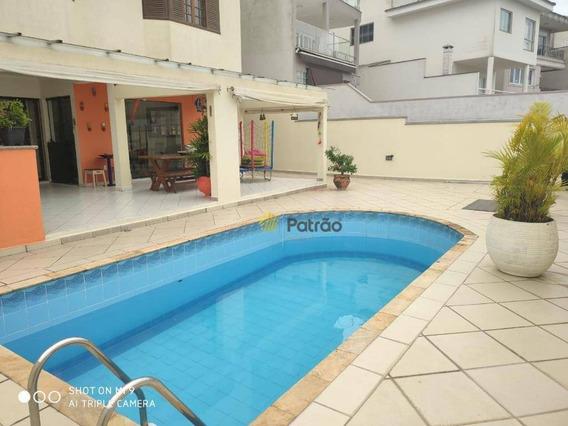 Casa Com 5 Dormitórios À Venda, 434 M² Por R$ 2.350.000,00 - Swiss Park - São Bernardo Do Campo/sp - Ca0331