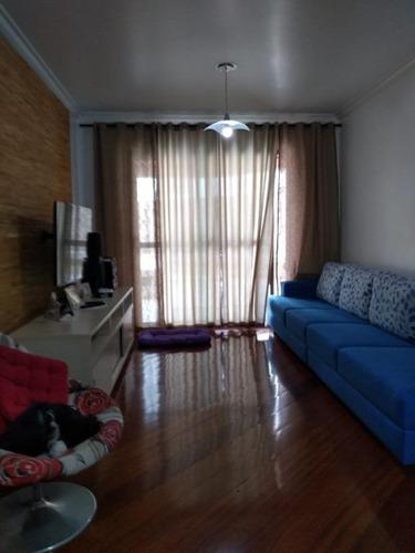 Imagem 1 de 30 de Apartamento Com 3 Dormitórios À Venda, 100 M² - Nova Petrópolis - São Bernardo Do Campo/sp - Ap65264