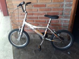 Bicicleta Rodado 14 De Varon