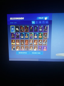 C.o.n.t.a Fortnite N Funfa Em Ps4