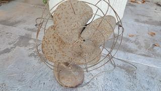 Ventilador Antiguo... Philips...