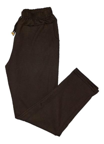 Pantalon De Lanilla Talles 6,7,8,9 Y 10 Variedad De Colores