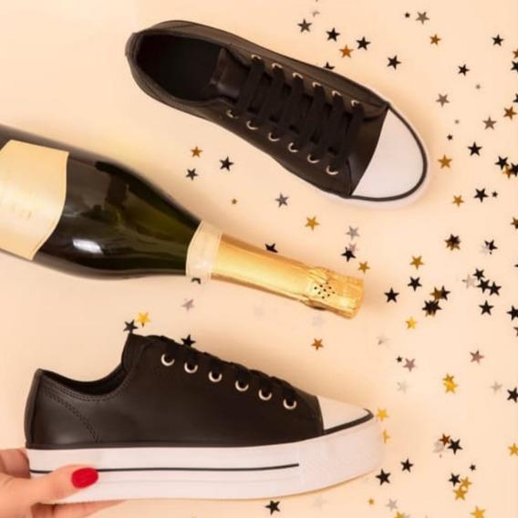 Zapatillas Mujer Clásica Van Con Todo - Sold Fábrica