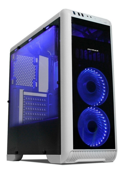 Cpu Pc Gamer Core I7 8gb Hd 1tb Gtx 1050ti 4gb Wifi Oferta