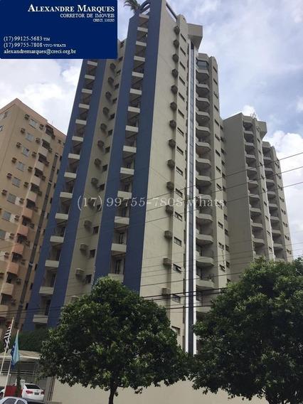 Apartamento 2 Quarto(s) Para Venda No Bairro Vila Imperial Proximo Hospital Beneficência Portuguesa E Unimed Em São José Do Rio Preto - Sp - Apa2365