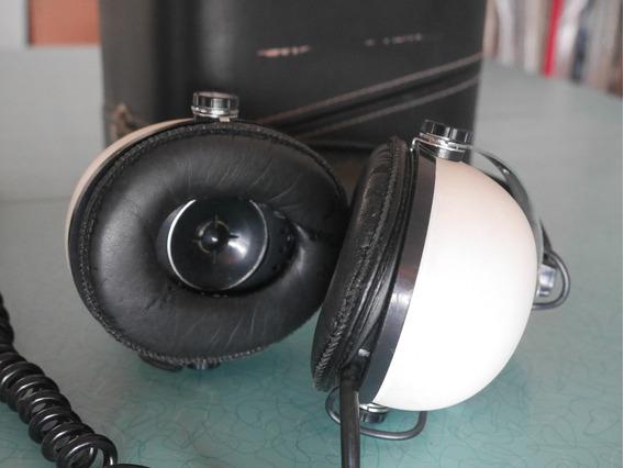 Fones Vinage 1970 Pioneer Se-50 Stereo Headphone