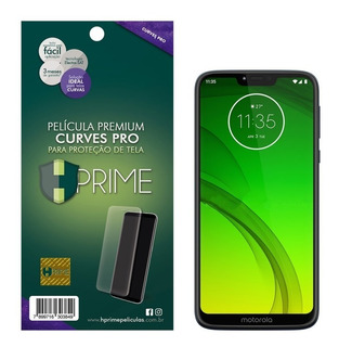Película Premium Hprime Curves Pro Motorola Moto G7 Power