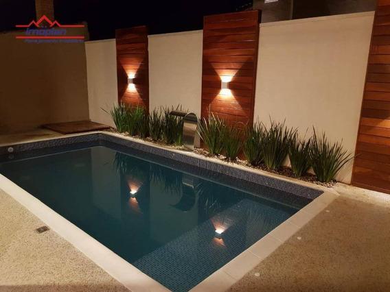 Linda Casa Terras De Atibaia I - Ca3864
