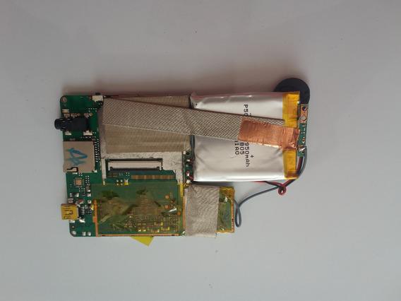 Placa Logica Com Bateria Funcionando Gps Apontator T430 Cx76