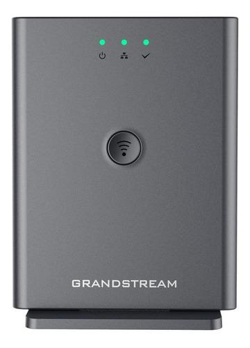 Base Telefono Grandstream Dp752 Voip Dect Sip Largo Alcance