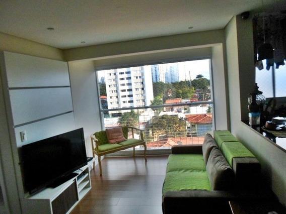 Apartamento A Vendea Chacara Santo Antonio Com 52 M² - 345-im195561